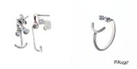 New models silver jewеllery - 8000098