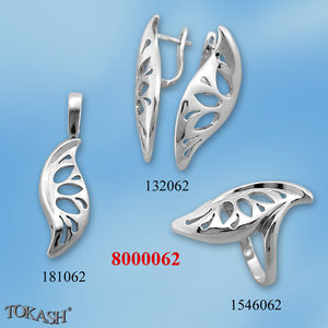 Silver sets - 8000062
