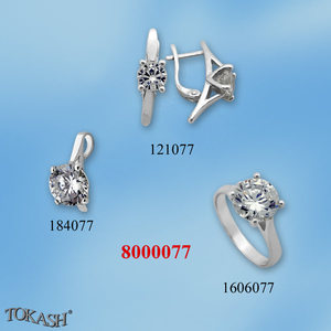 Silver sets - 8000077