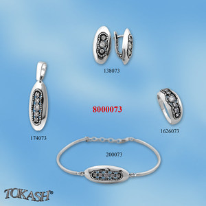 Silver sets - 8000073
