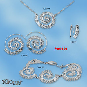Silver sets - 8000190