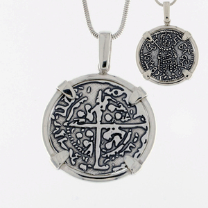 Silver pendants without CZ - 172150