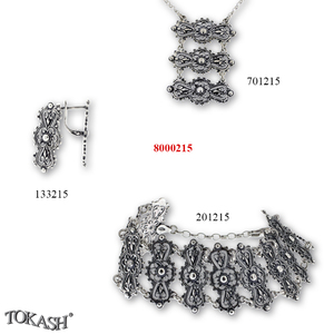 Silver sets - 8000215