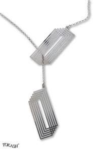 Silver necklaces - 607035