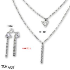 Silver sets - 8000223