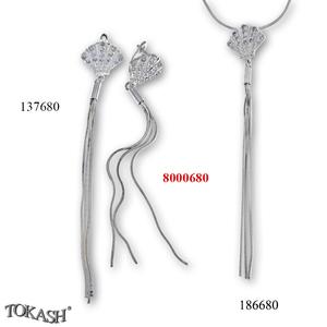 New models silver jewеllery - 8000680
