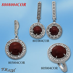Jewels with natural stones - 8808004