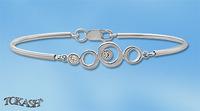 Silver bracelets - bangles - 200554.1