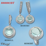 Jewels with natural stones - 8808003
