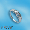 Silver rings without CZ - Silver ring stones - 1574027