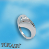 Silver rings without CZ - Silver ring stones - 1574344