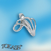 Silver rings without CZ - Silver ring stones - 1574698