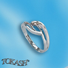 Silver rings without CZ - Silver ring stones - 1574343