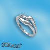 Silver rings without CZ - Silver ring stones - 1574706