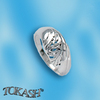 Silver rings without CZ - Silver ring stones - 1574063