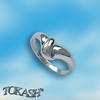 Silver rings without CZ - Silver ring stones - 1574699