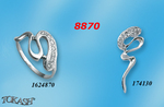 Silver sets - 8000130