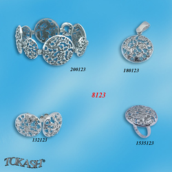 Silver sets - 8000123