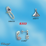 Silver sets - 8000353