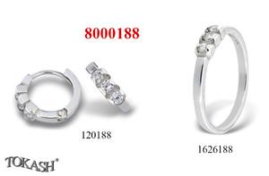 New models silver jewеllery - 8000188