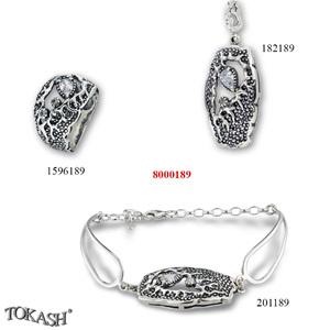 New models silver jewеllery - 8001189