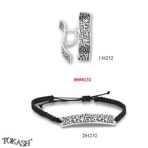New models silver jewеllery - 8000232