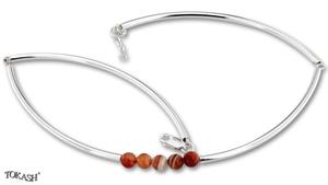 Silver necklaces - 407048