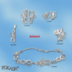 Silver sets - 8000065