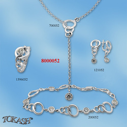 Silver sets - 8000052