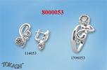 Silver sets - 8000053