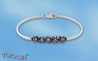 Silver bracelets - bangles - 200057