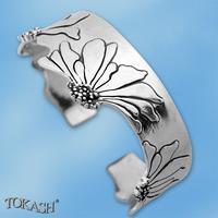 Silver bracelets - bangles - 200189