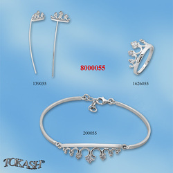 Silver sets - 8000055