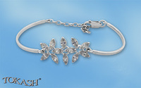 Silver bracelets - bangles - 200066
