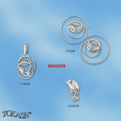 Silver sets - 8000058