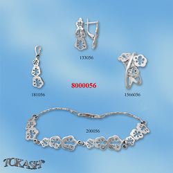 Silver sets - 8000056