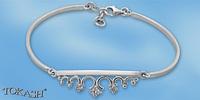 Silver bracelets - bangles - 200055