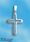 Silver crosses - 179120