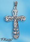 Silver crosses - 177047