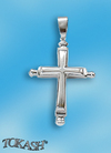 Silver crosses - 178039