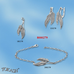 Silver sets - 8000279