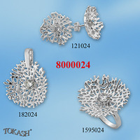 Silver sets - 8000024