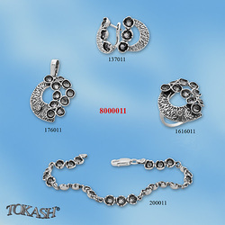 Silver sets - 8000011