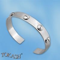 Silver bracelets - bangles - 200016.1