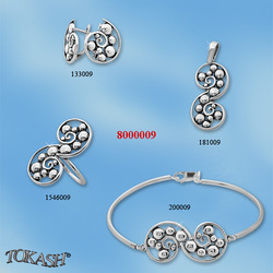 Silver sets - 8000009