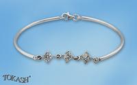 Silver bracelets - bangles - 200032