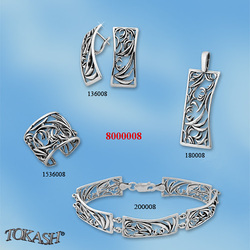 Silver sets - 8000008