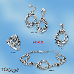 Silver sets - 8000021