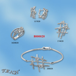 Silver sets - 8000020