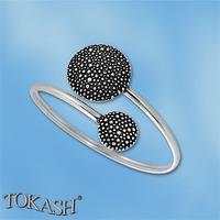 Silver bracelets - bangles - 200958